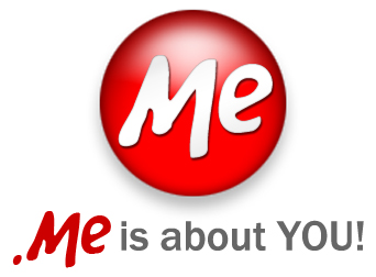 Register Your .ME domain name!